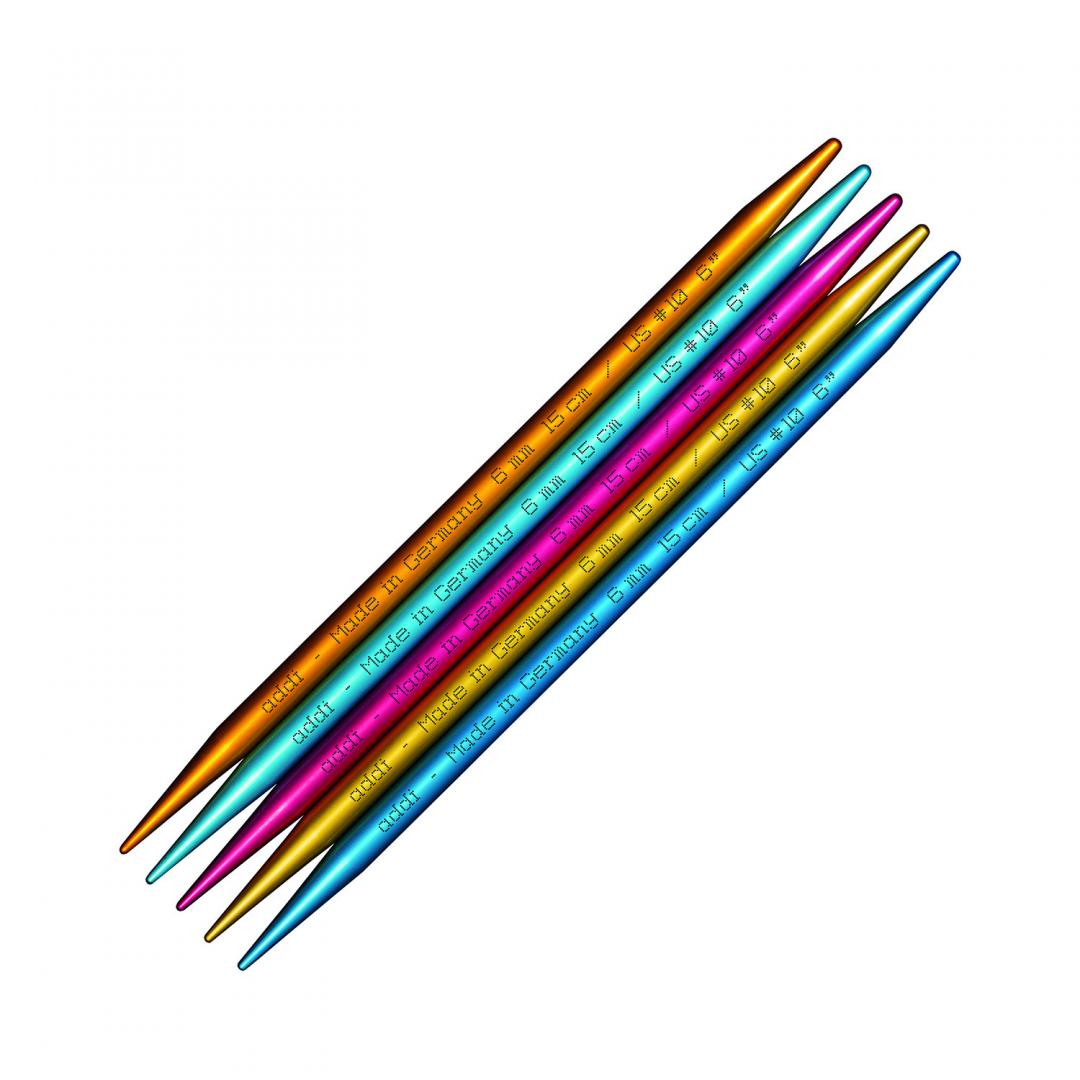Addi Colibri Sock Needles double point 204-7