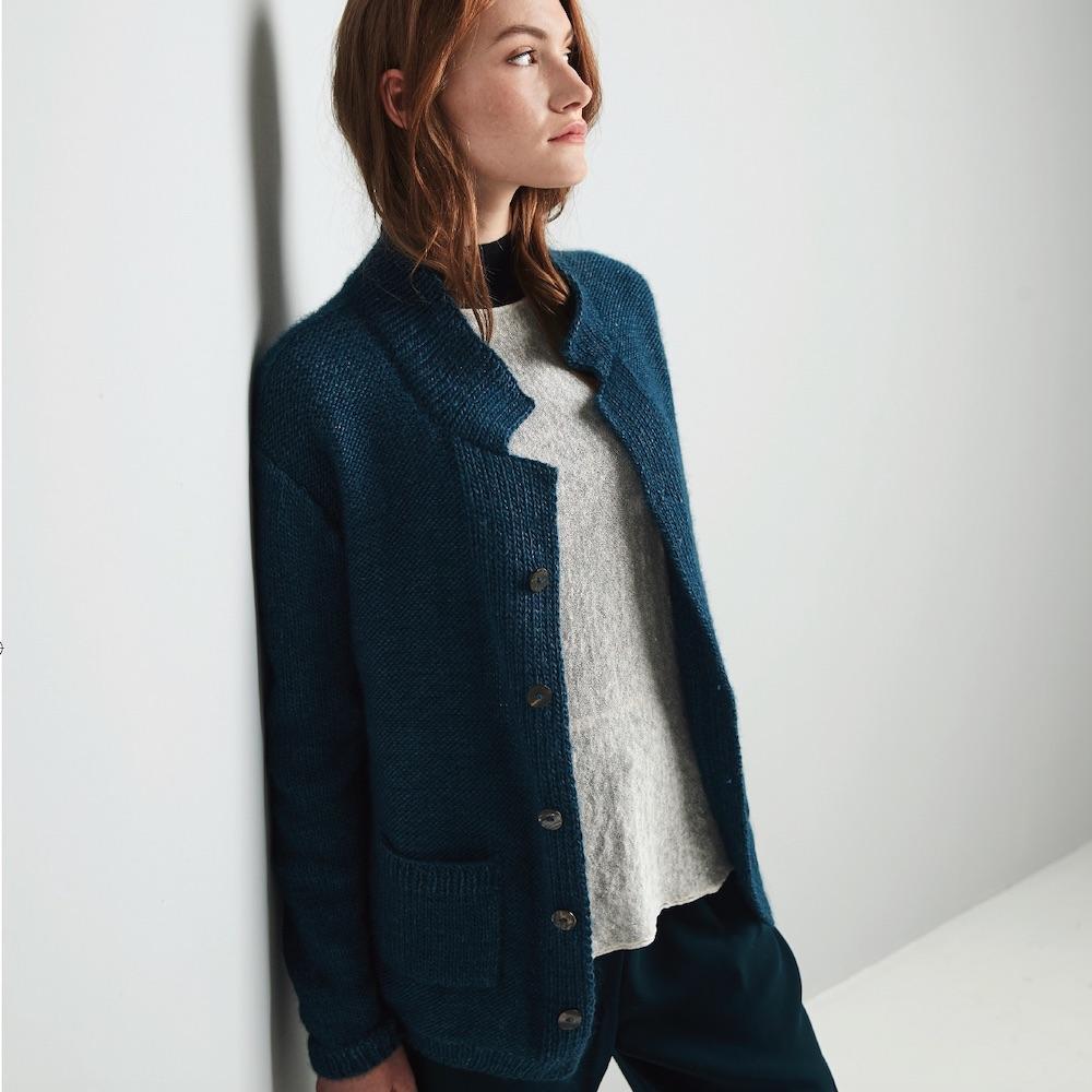 Erika Knight Einzelanleitungen/Patterns Wild Wool