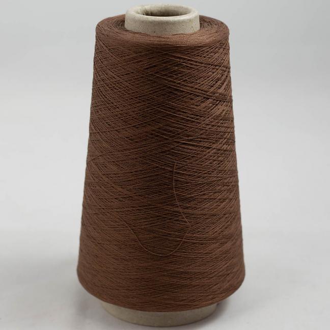 BC Garn Luxor Fino mercerized Cotton 200g Cone Nougat