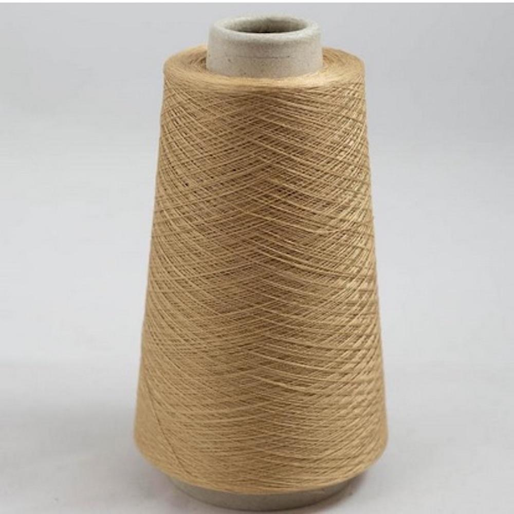 BC Garn Luxor Fino mercerized Cotton 200g Cone  Hellbeige