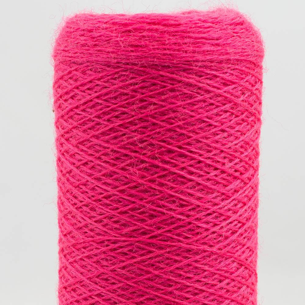 Kremke Soul Wool Merino Cobweb lace magenta