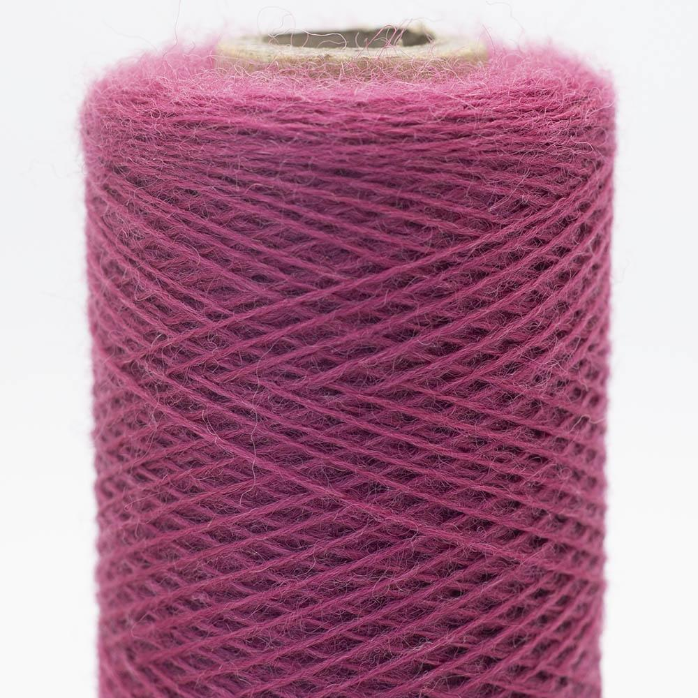 Kremke Soul Wool Merino Cobweb lace Raspberry