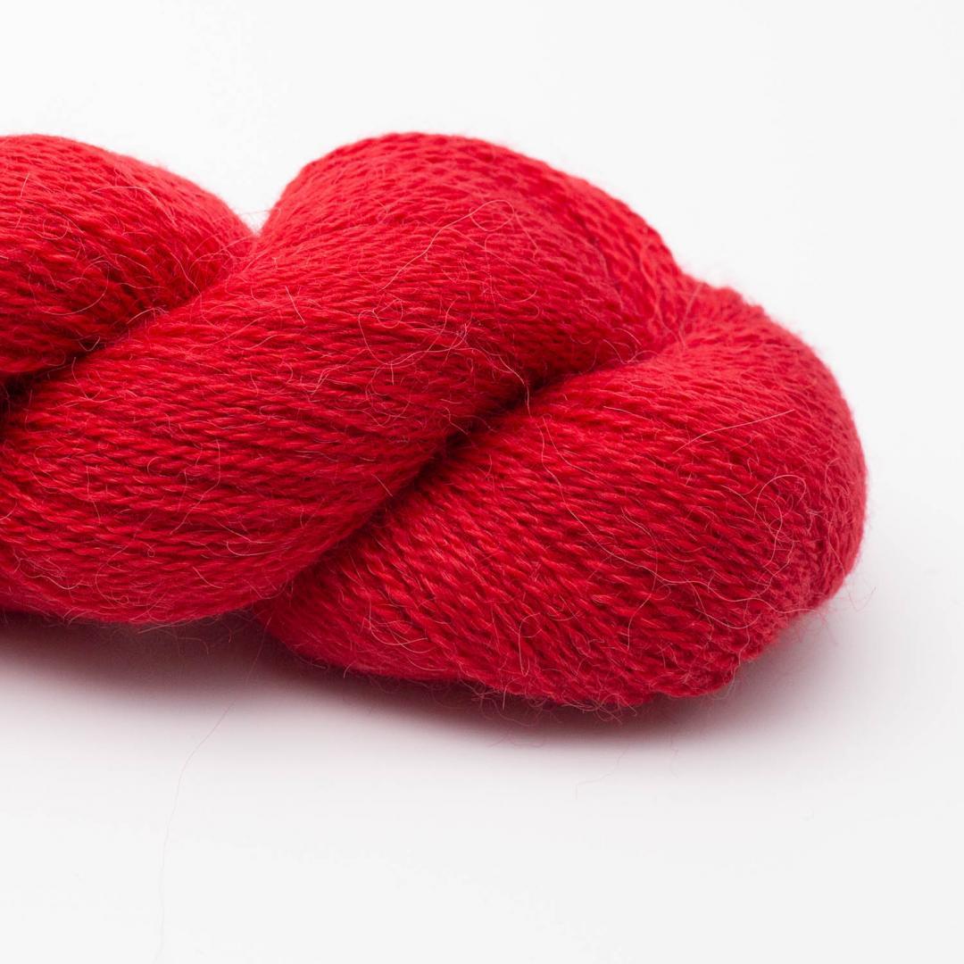 Kremke Soul Wool baby alpaga Lace Brick