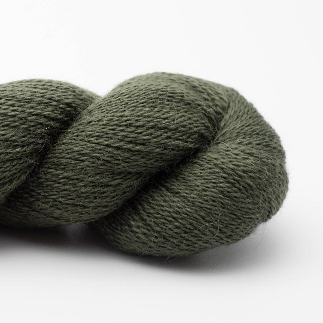 Kremke Soul Wool baby alpaga Lace Forest Green