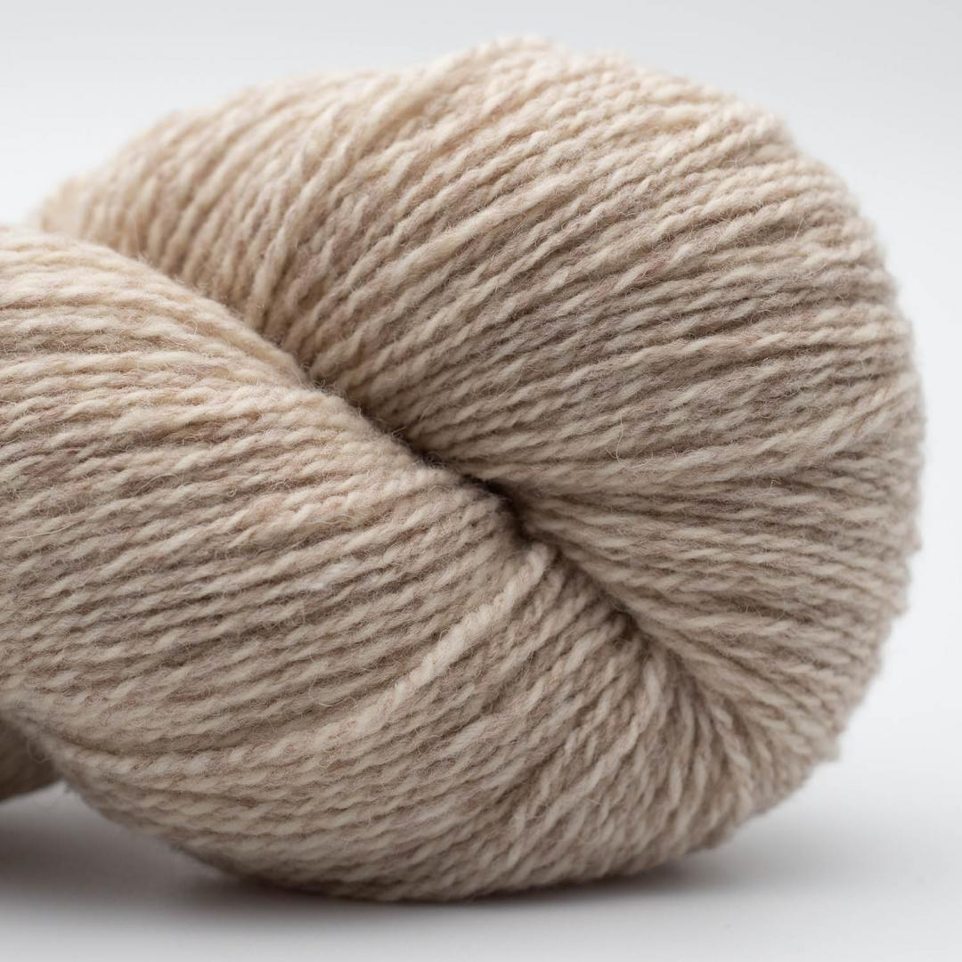 BC Garn Semilla Pura GOTS Light Grey Marled