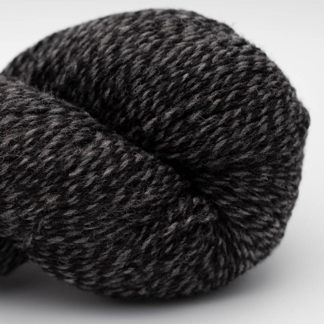 BC Garn Semilla Pura GOTS Dark Grey Marled