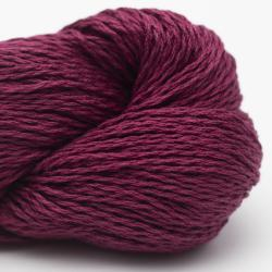 BC Garn Luxor mercerised cotton bordeaux