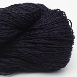 BC Garn Luxor mercerised cotton blauschwarz