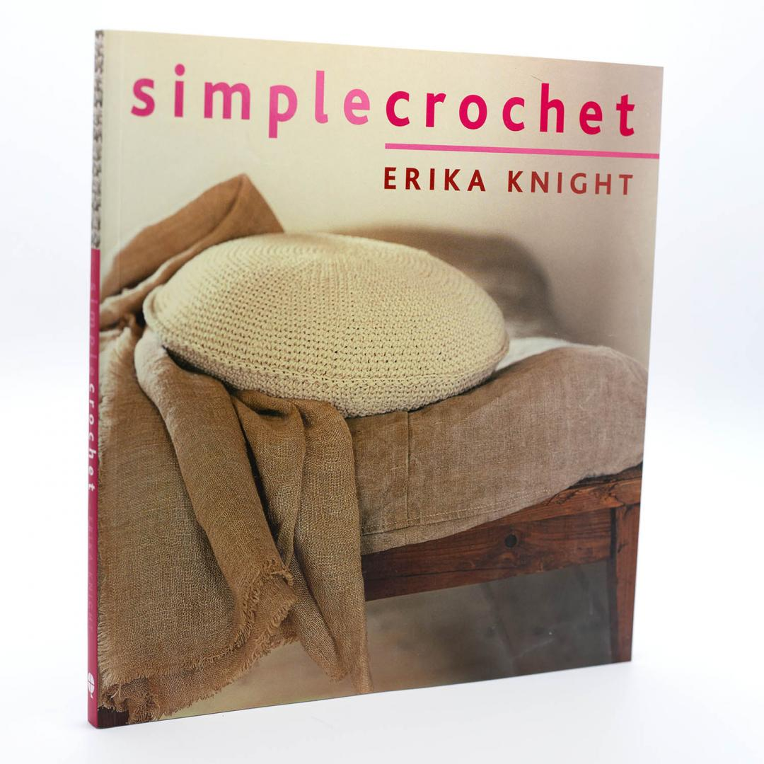 Erika Knight Book Simple Crochet