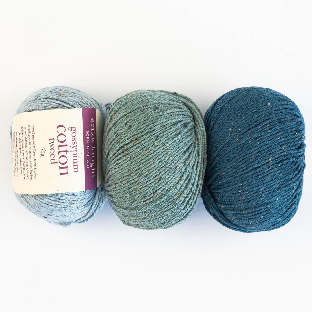 Erika Knight Gossypium Cotton Tweed
