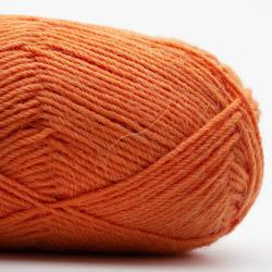Kremke Soul Wool Edelweiss Alpaca 4-ply 25g Dark Orange