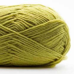 Kremke Soul Wool Edelweiss Alpaca 4-ply 25g Lime