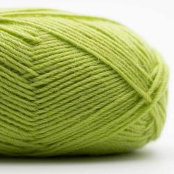 Kremke Soul Wool Edelweiss Alpaca 4-ply 25g Light Green
