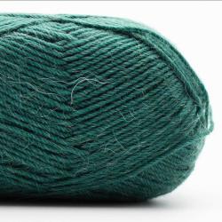 Kremke Soul Wool Edelweiss Alpaca 4-ply 25g Dark Green