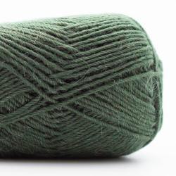 Kremke Soul Wool Edelweiss Alpaca 4-ply 25g Bug-Green
