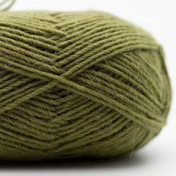 Kremke Soul Wool Edelweiss Alpaca 4-ply 25g Olive Branch