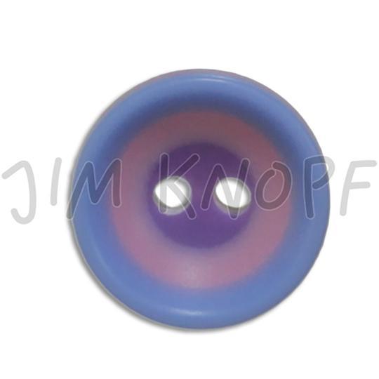 Jim Knopf Boutons colorés en plastique 13mm