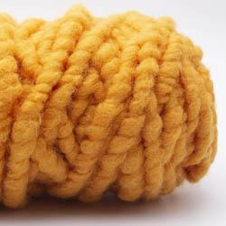 Kremke Soul Wool Rugby Rug Wool dyed Orange