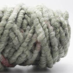 Kremke Soul Wool Rugby Rug Wool dyed Grün-Rost