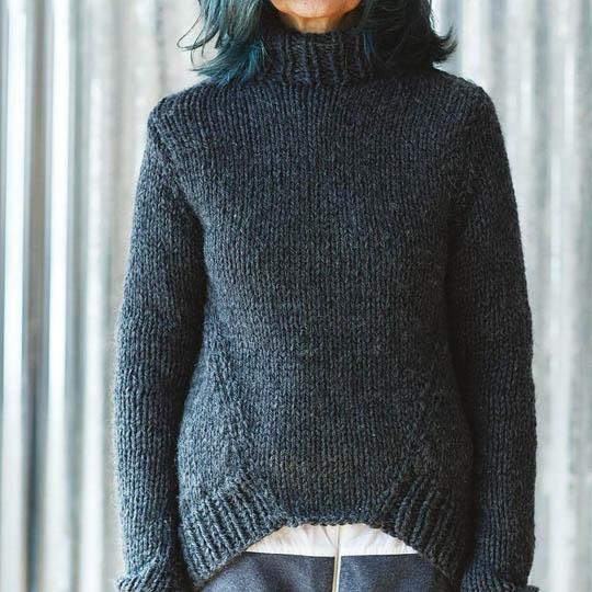 Erika Knight Patron TUESDAY pour Maxi Wool EK0010