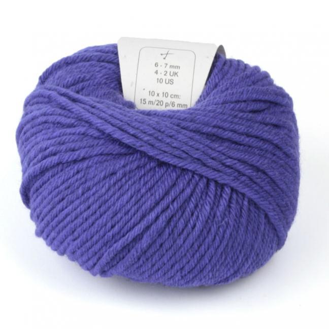 BC Garn Semilla Grosso violet