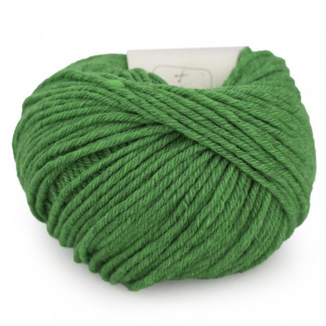 BC Garn Semilla Grosso gras green