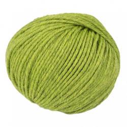 BC Garn Semilla Grosso apple green
