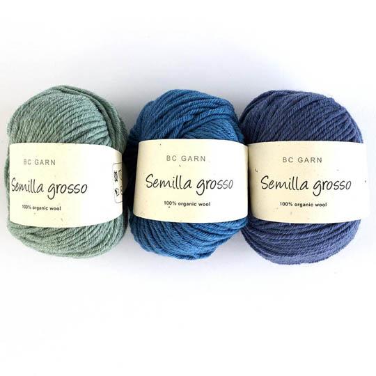 BC Garn Semilla Grosso Rosa