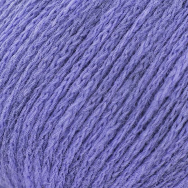 BC Garn Semilla cablé violet