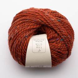 BC Garn Hamelton Tweed 2 red orange
