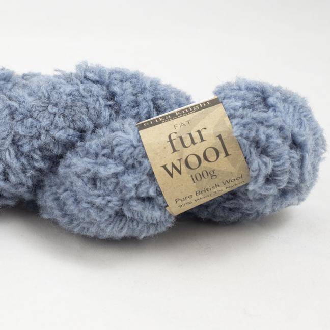 Erika Knight Fur Wool Steve