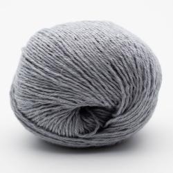 BC Garn Allino silver grey